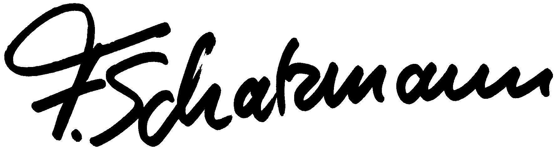 Unterschrift FS