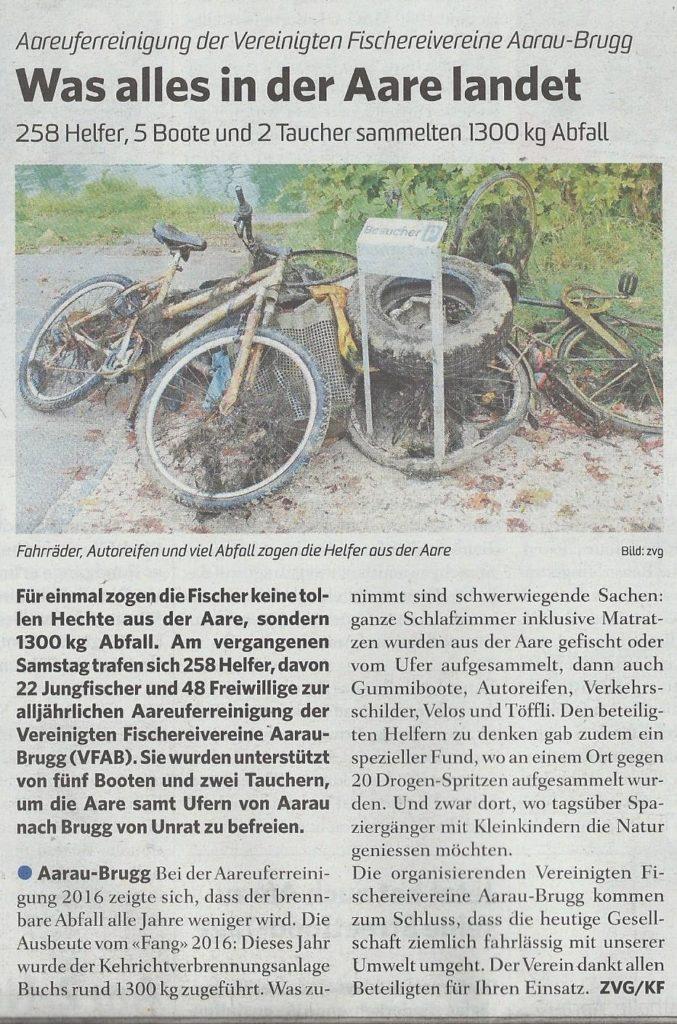 bericht-aareputzete-landanzeiger-2016